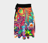 Absolutely Polka Festival Fx - Kimo Wrap Skirt