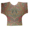 Glass Collection Fx - Glass Dragon  Sublimation Batwing Top