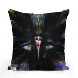 Kaotica Divine  Sequin Cushion Cover