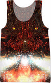 Dragon Breath Fx - Men's Tank Top