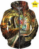Gold Collection Fx - Kid's Hoodie