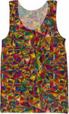 Glass Collection Fx - Men's Tank Top