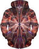 Twisted into Infiniti - Dragons Breath Fx - Hoodie