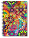 Absolutely Polka Festival Fx  - Spiral Notebook