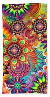 Absolutely Polka Festival Fx  - Beach Towel