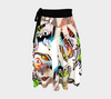Graffiti Glam Fx - Kimo Wrap Skirt