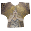 Viktoria Summers  Sublimation Batwing Top