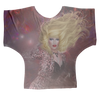 Pearl Liaison  Sublimation Batwing Top