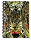 Gold Collection Fx  - Spiral Notebook