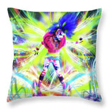 Neon Glam Fx  - Throw Pillow
