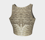 Platinum Gold Fx - Athletic Crop Top