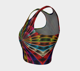 Glass Collection Fx - Athletic Crop Top