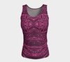 Hot Pink Claw Fx - Fitted Tank - Regular & Long