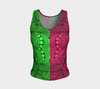 Neon Hot Collection Fx - Fitted Tank - Regular & Long