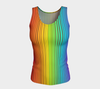 Pride in Retro Fx - Fitted Tank - Regular & Long