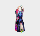 Pride All Ovah Fx - Flare Dress