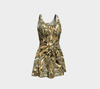 Fool Gold Fx - Flare Dress