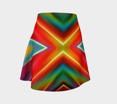 Just a Lil Shug Fx - Flare Skirt
