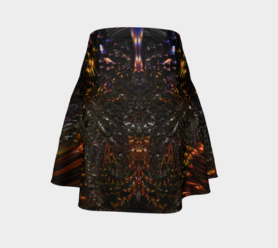 Dragon Claw Scale Fx - Flare Skirt