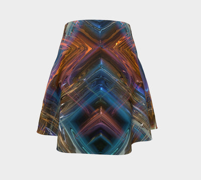 Glass Design Collection - Flare Skirt