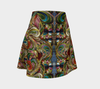 Whirley Jewels Fx - Flare Skirt