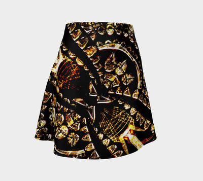 Glass Collection Fx - Flare Skirt