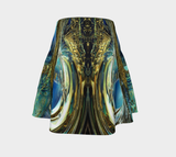 Gold Collection  Fx - Flare Skirt