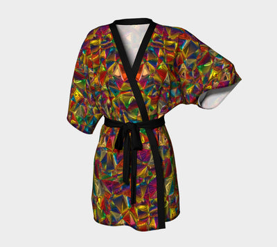 Glass Design Collection -  Kimono Robe