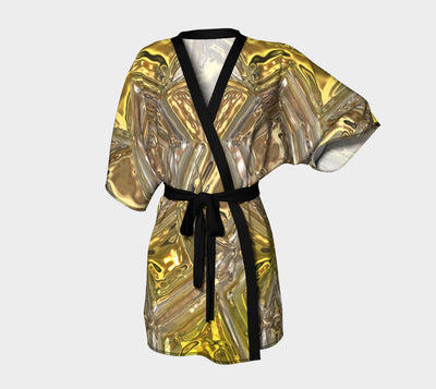 Gold Design Collection - Kimono Robe