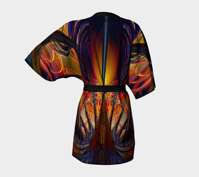 Beautiful Twilight Fx - Kimono Robe