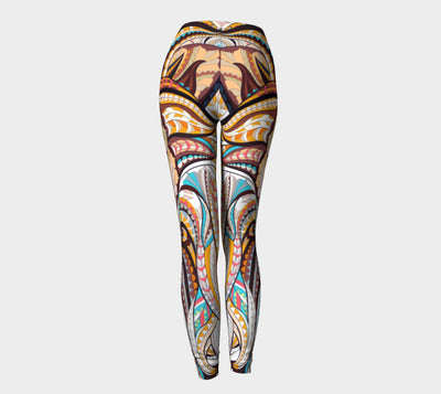 A Beaded King Fx - Leggings
