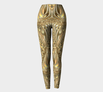 The Gold Collection Fx - Gold Spades - Leggings