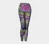 Glass Collection - Alien Glass - Leggings
