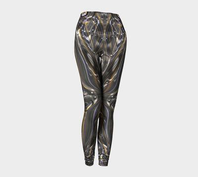 Glass Collection - Distorted Inception Fx - Leggings