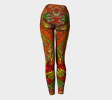 Glass Collection Fx - Yoga Leggings