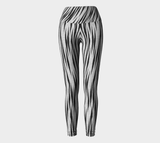 A White Tiger Fx - Yoga Leggings
