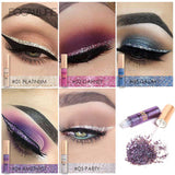 Glitter Eyeliner Eye shadow - Waterproof Eyeliner - Yo Face - 5 Colors