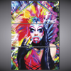 Queen Collection Fx - Pride All OvahFx Ft Glitz Glam - Wall Art Collection