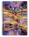 The Power Of Infiniti  - Spiral Notebook