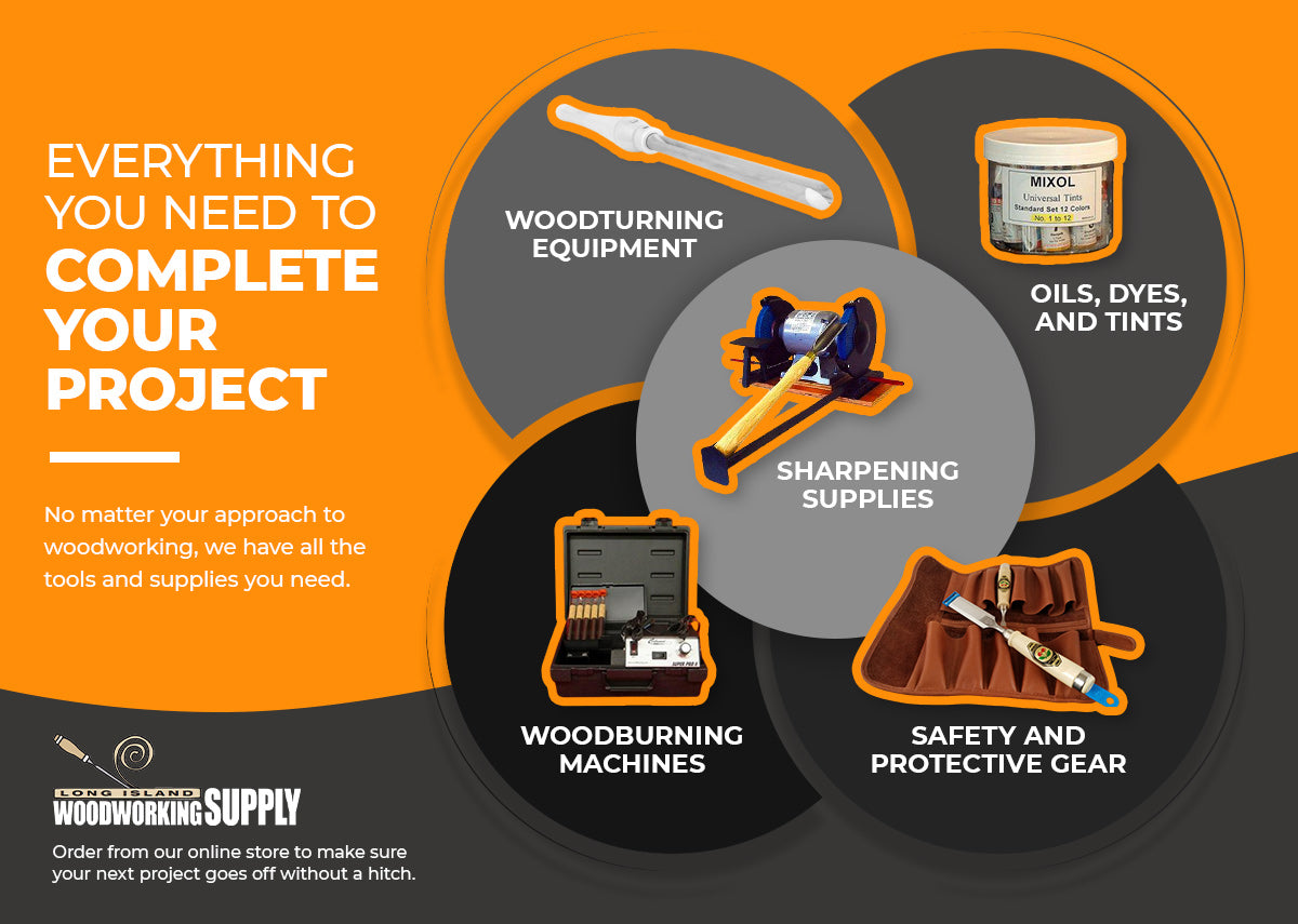 Everything You Need to Complete Your Project Infographic