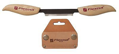 "Carving Flexcut KN25 3"" draw knife"
