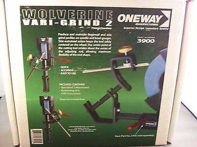 Woodturning Oneway Vari-Grind 2 Jig no base #3900 for the Wolverine jig