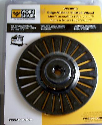 Worksharp Edge Vision Wheel for the WS3000 Worksharp Models
