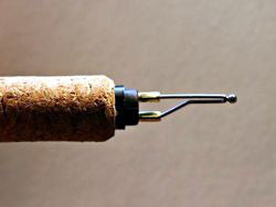 Colwood Woodburning Fixed Tip Pen. Ball#3 Fixed Tip