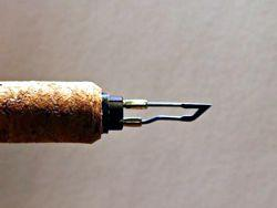 Colwood Fixed Tip Woodburner Pen FT-H Rounded (HR)
