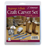Flexcut Beginner 5 piece Craft Carvers Set SK110