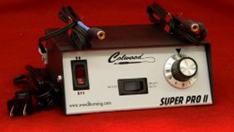 Colwood Woodburner Control Unit Super Pro 2