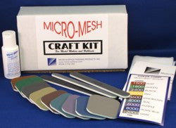 Woodworking, Micro-Mesh Tub & Spa Kit/ Surface Rneal