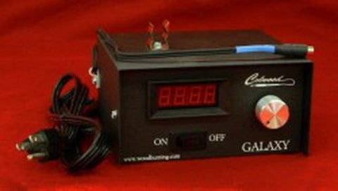 Colwood Woodburner Galaxy Woodburner control unit