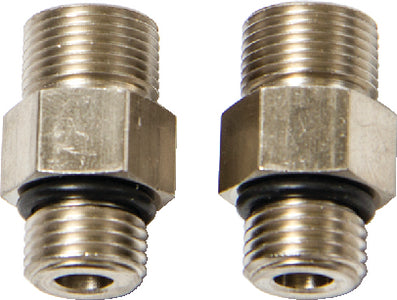 "SeaStar HF6009 Straight 3/8"" Fitting Kit for SeaStar & BayStar Helm Pumps <SPACER TYPE=HORIZONTAL SIZE=1> 2 per Kit"